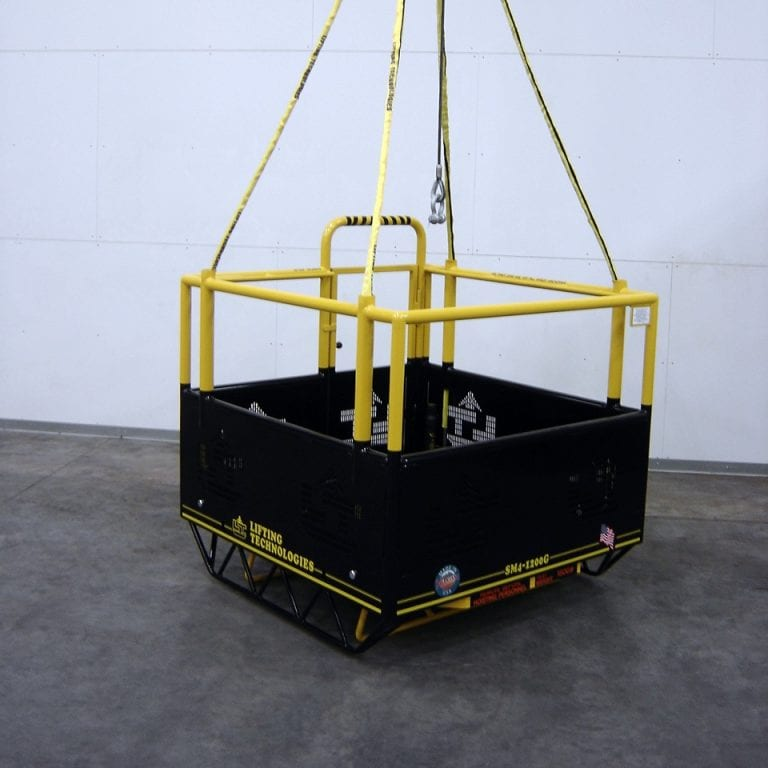 LT Test Weight System - Lifting Technologies
