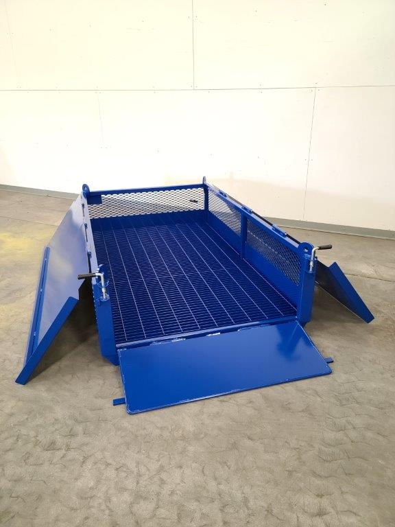 Custom Sling Assembly Material Basket